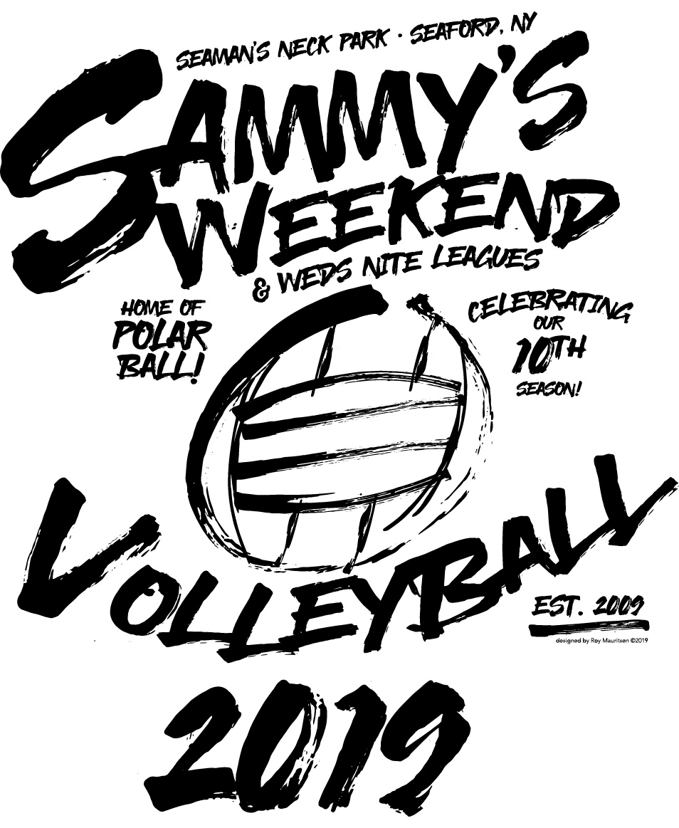 Sammy's Weekend Volleyball