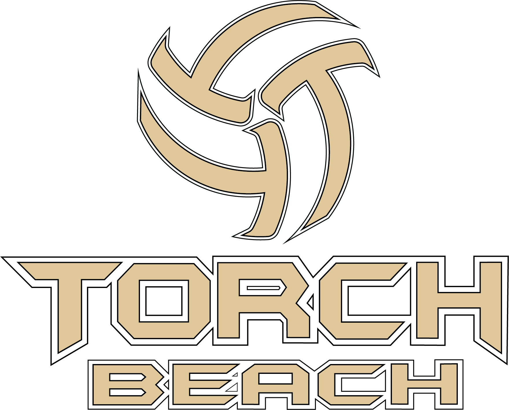 Torch Beach Volleyball