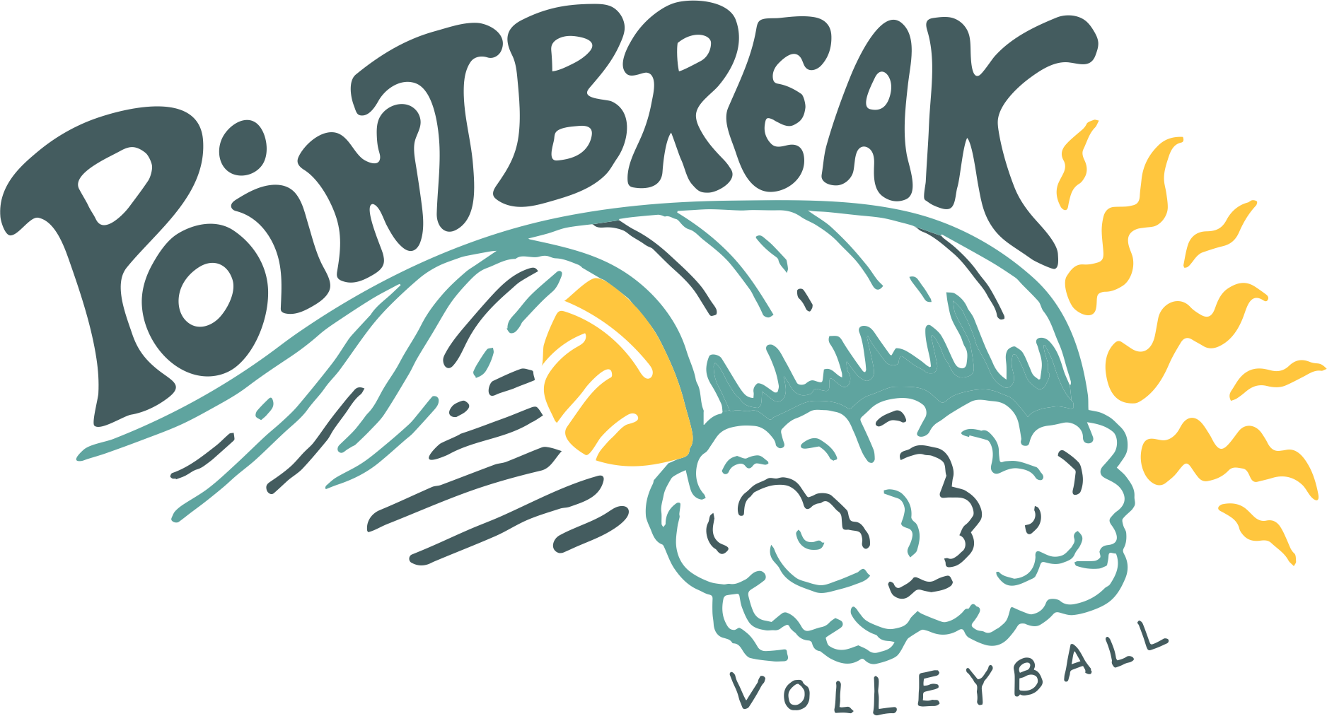 Point Break Volleyball